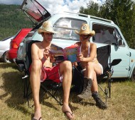 Shambhala campers-2009