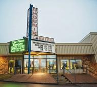 The Phoenix Theatre marquee