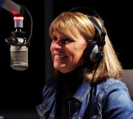 Allison Brock is the artistic director of Alberta's Wide Cut Weekend.