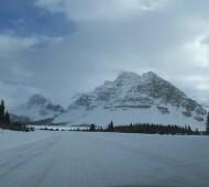Hwy 93 between Jasper & Banff